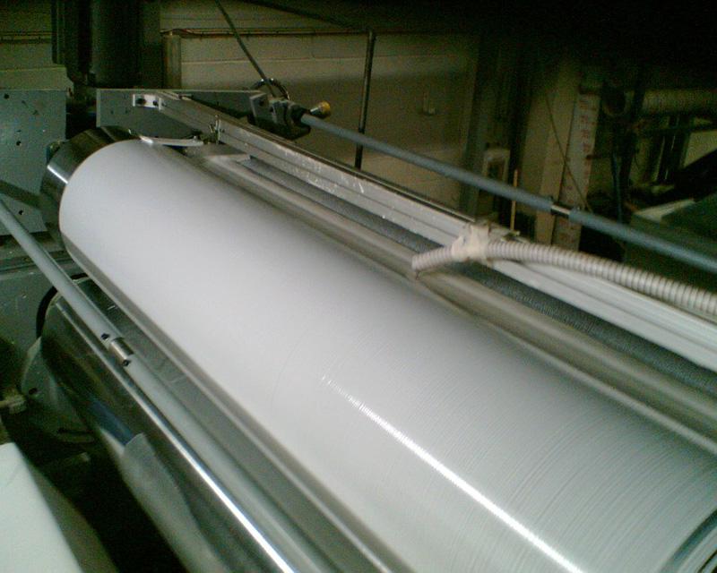 roller coating machine